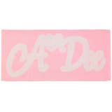 ADee Pink Towel - Kizzies, Towel - Childrens Wear