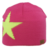 Satila Starky Pink Beanie Hat - Kizzies, Hats - Childrens Wear