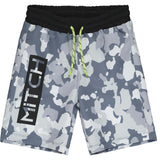 MiTCH Camo Swim Shorts - Kizzies Childrenswear