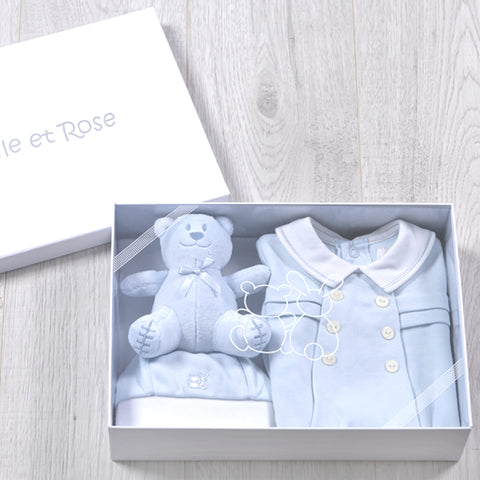 Sterling All In One with Hat & Toy Gift Set - Kizzies, Outfits - Childrens Wear