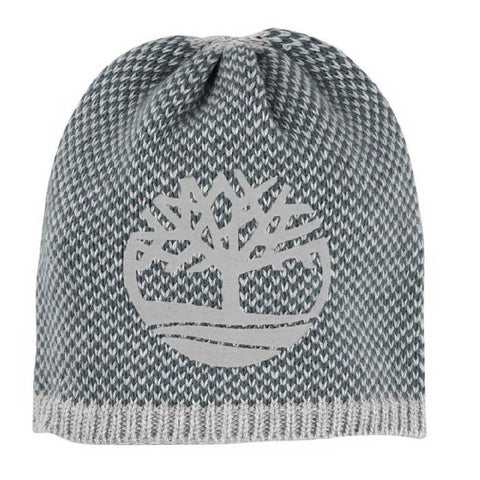Baby Boys Grey Pull On Hat
