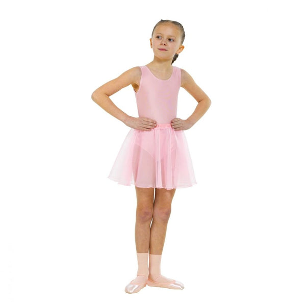 Circular Dance Skirt Pink - Kizzies, Skirts - Childrens Wear