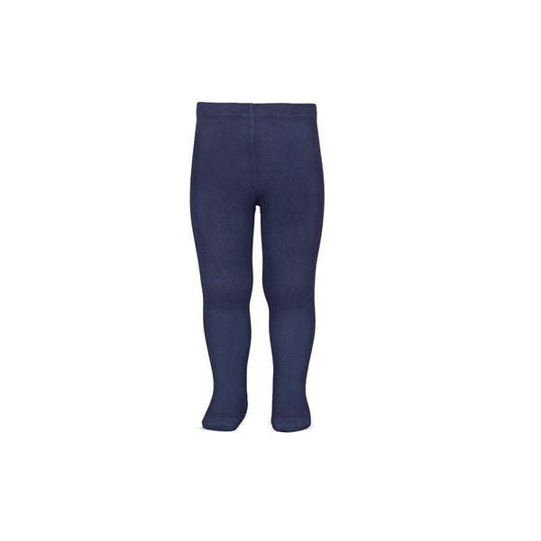 Girls Navy Blue Tights | Condor Socks & Tights | Kizzies