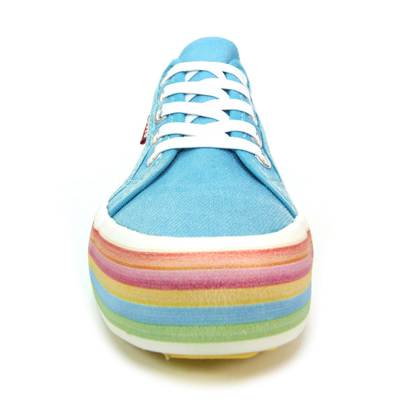 Levi's Kids Pearl Canvas Shoes - Kizzies, Trainers - Childrens Wear