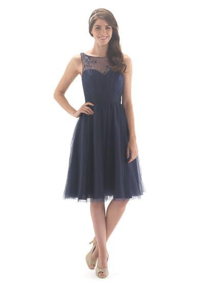 Linzi Jay Tulle Bridesmaid Dress EN389 | Kizzies