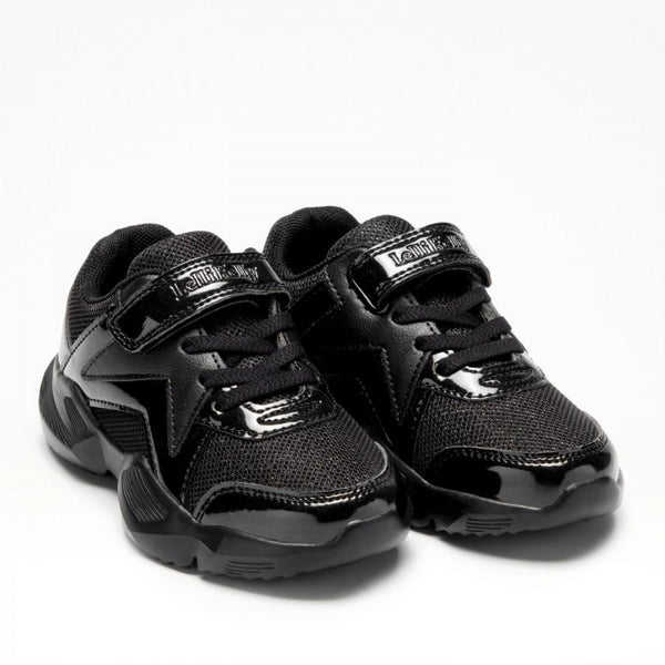 SABELLE Black Trainers