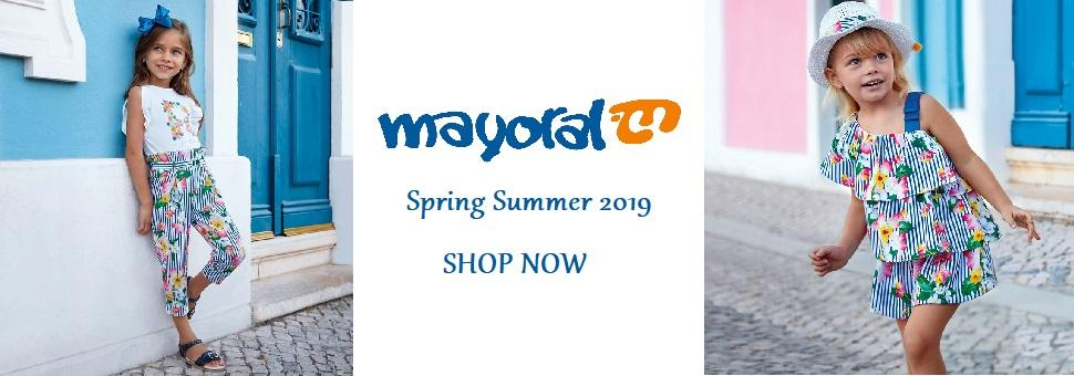 NEW IN | MAYORAL Spring Summer 2019