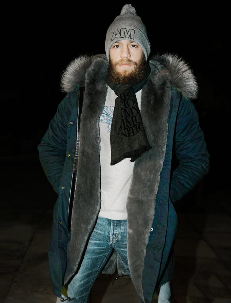 August McGregor x Bobbi Parka Limited Edition Canvas Parka