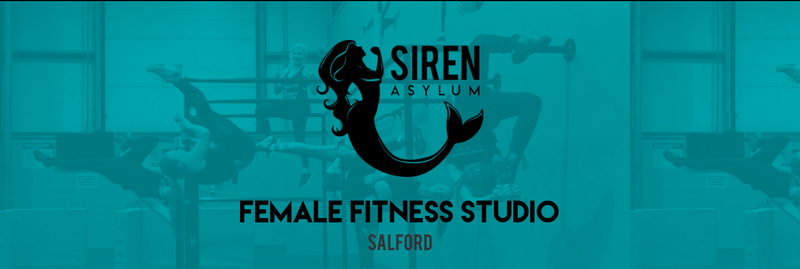 The Story of Siren Asylum - The new female only fitness studio!