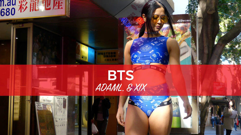 BTS: Adam Lin and Creatures of XIX Collaboration