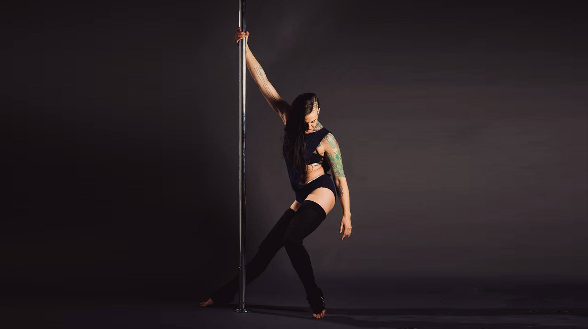 Lucy Cropper Pole