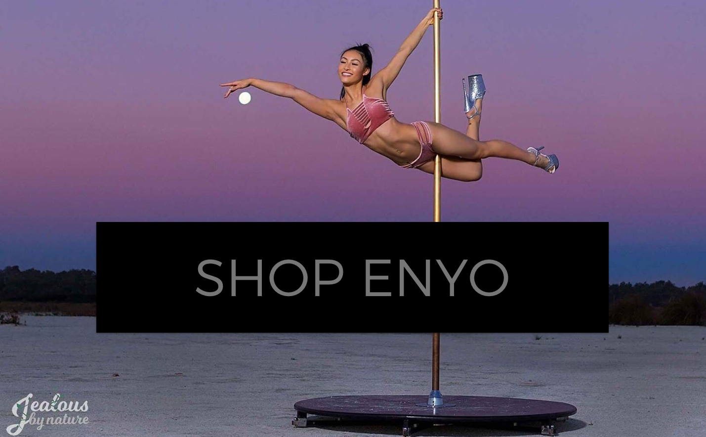 POLE DANCE WEAR PINK POLEWEAR
