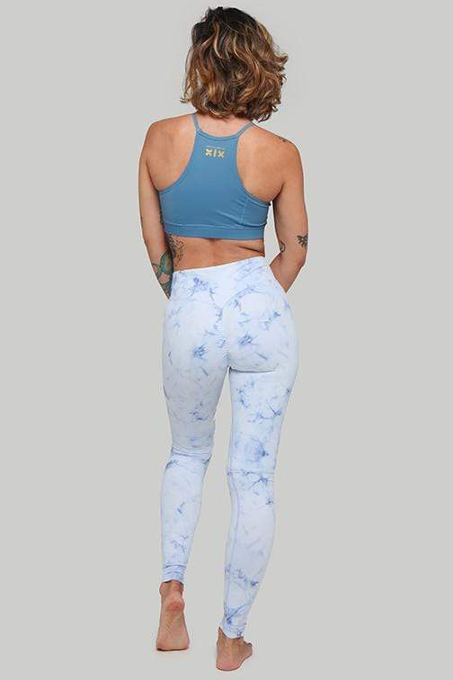 Leggings: Frosted Marble leggings