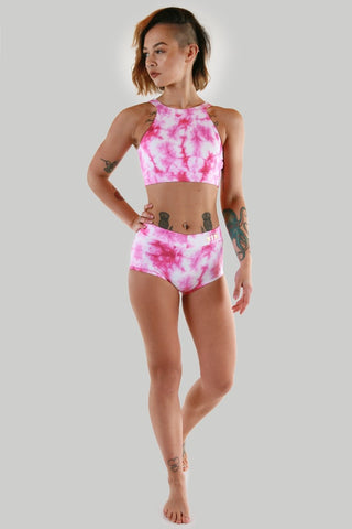 Nyx Bubblegum High Waisted Bottoms Shorts