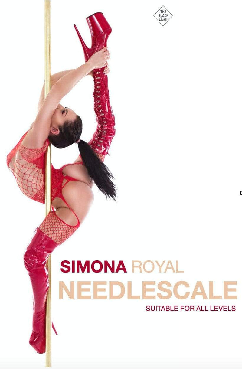 Simona Royal: Stretching for Eagle & Needlescale video