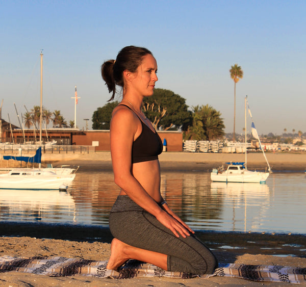 Yoga for Runners: Yin Poses for Recovery