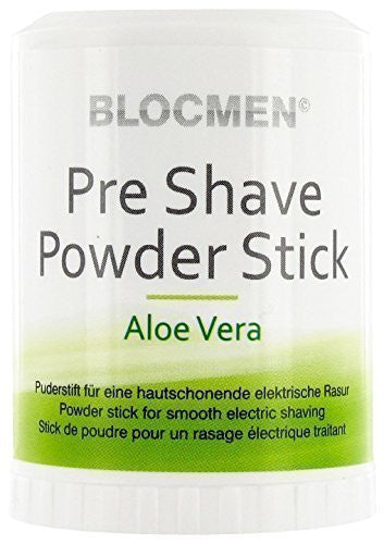 BLOCMEN 60g M&M ALOE VERA POWDER STICK