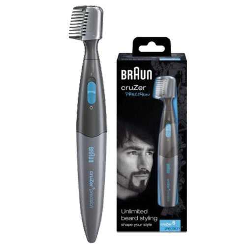 Braun CruZer6 Precision Trimmer