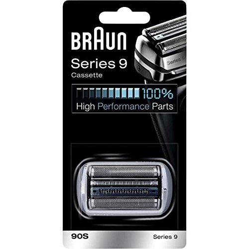 Braun 90S Series 9 Shaver Head Cassette Replacement