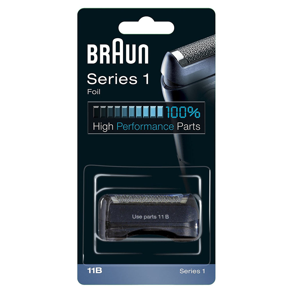 Braun 11B series 1 Replacement Foil and Cutter Cassette Multi Black Combi Pack