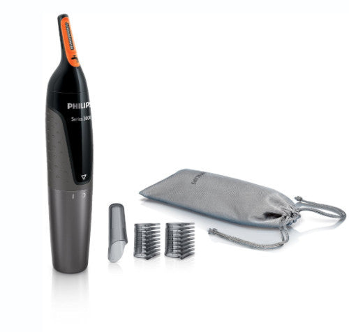 Philips NT3160/10 Nose Hair, Ear Hair and Eyebrow Trimmer Series 3000