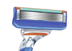 Gillette Fusion Razor Cartridges Manual Blades - 4 Refills