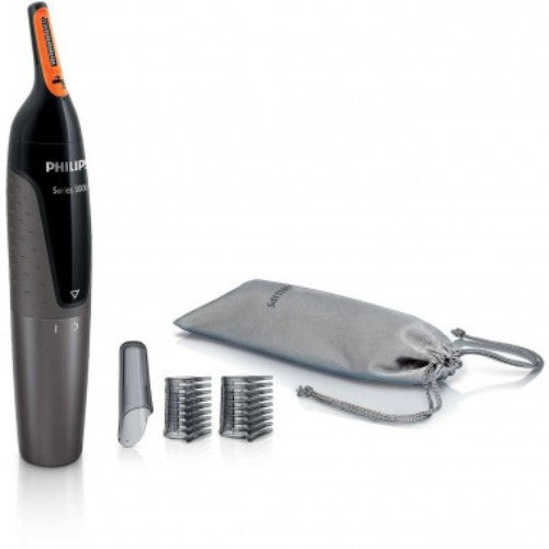 Philips NT3160/10 Nose Hair, Ear Hair and Eyebrow Trimmer Series 3000 8710103698463