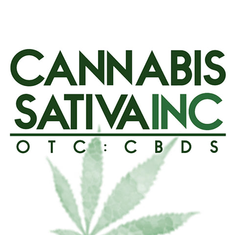 Cannabis Sativa, Inc OTCQB:CBDS
