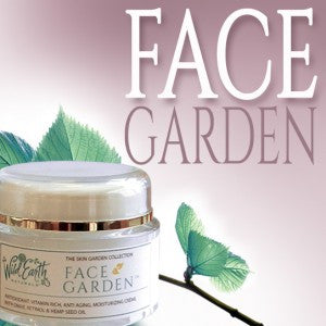 Face Garden Natural Moisturizing Face Creme