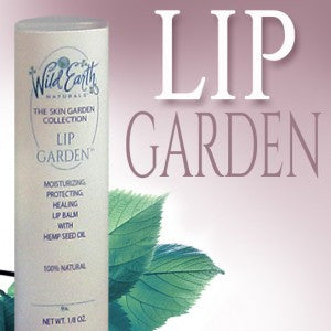 Lip Garden Hemp Seed Oil Lip Balm