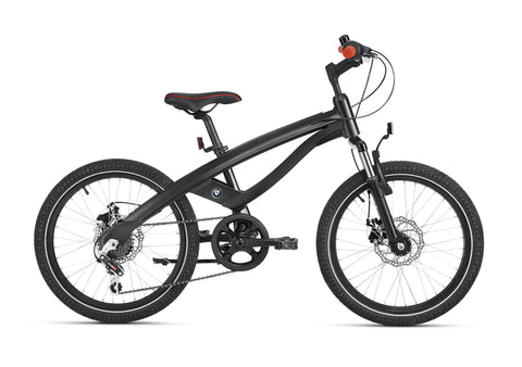BMW Junior Cruise Bicycle - Black