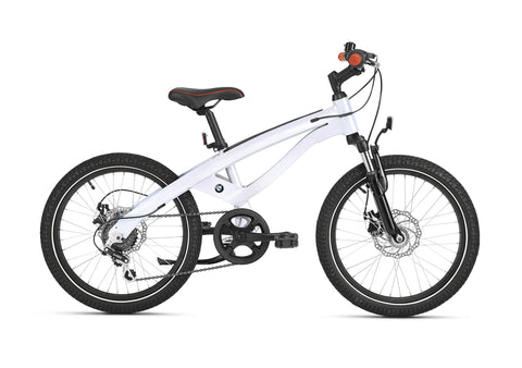 BMW Junior Cruise Bicycle - White
