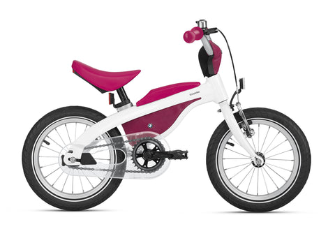BMW Kids' Bicycle - Fuscia