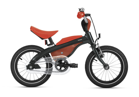 BMW Kids' Bicycle - Orange & Black