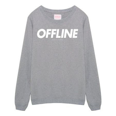 Leo Yeah Sweater Grey