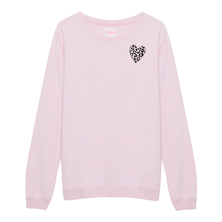Heart 25 Sweater Blue