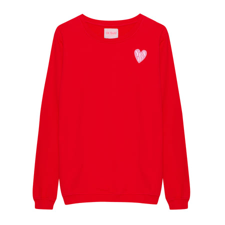 Heart 12 Shirt Blue