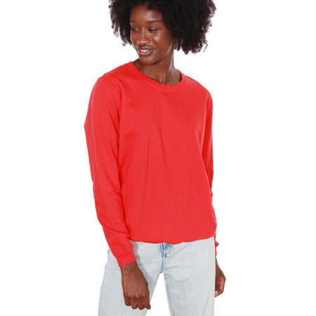 New York Sweater Red