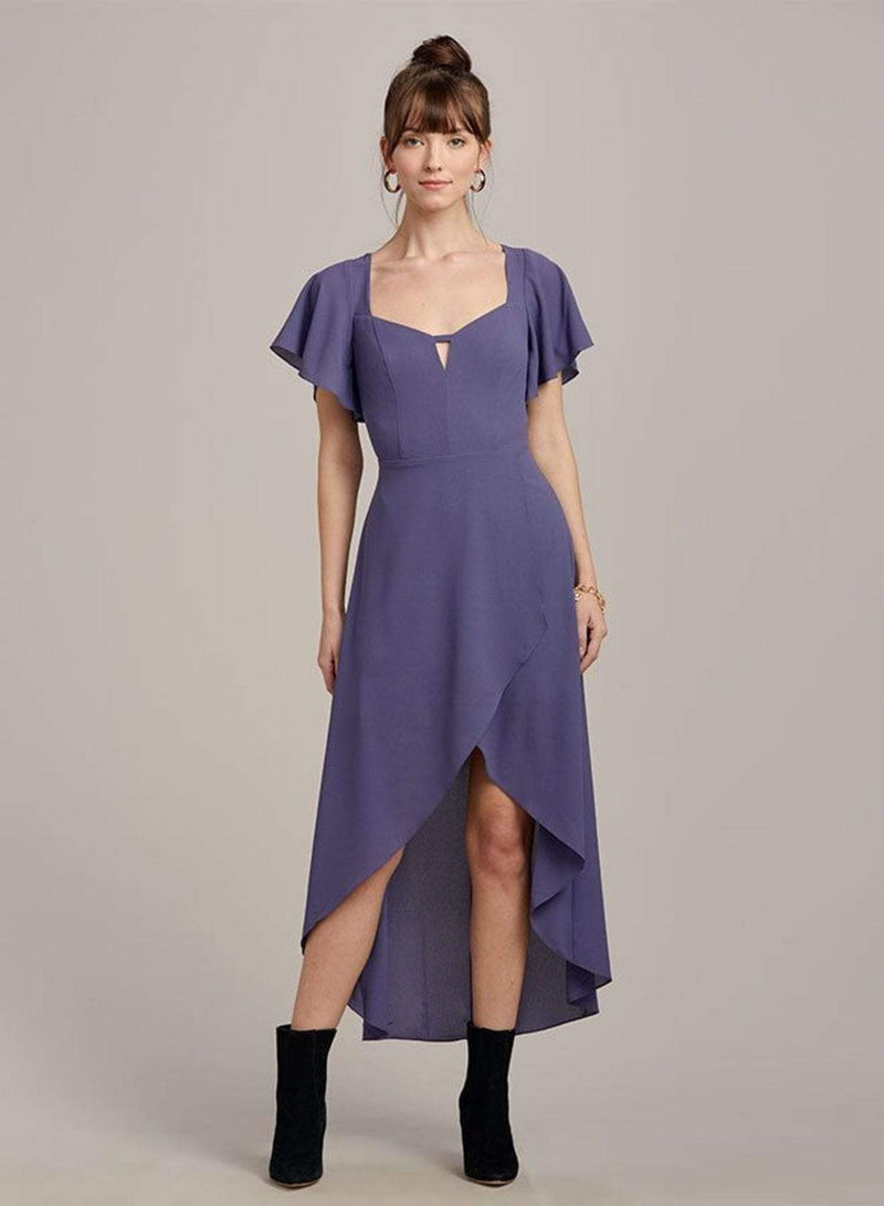 Ali & Jay Dress Small / Violet / 708-0553 New Bohemian Maxi Dress Violet