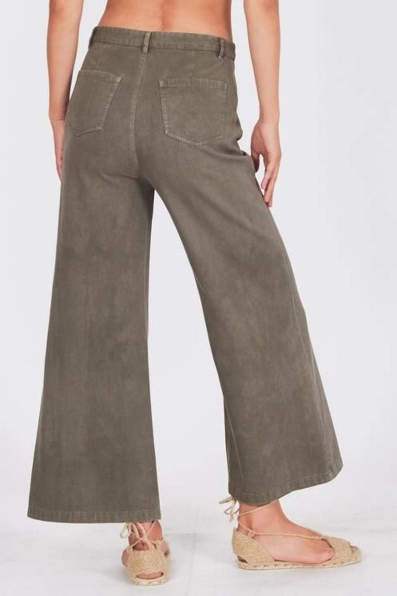 Amuse Pants Dominga Pant Moss