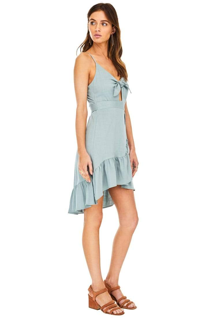 ASTR Dress Sandy Dress Sage
