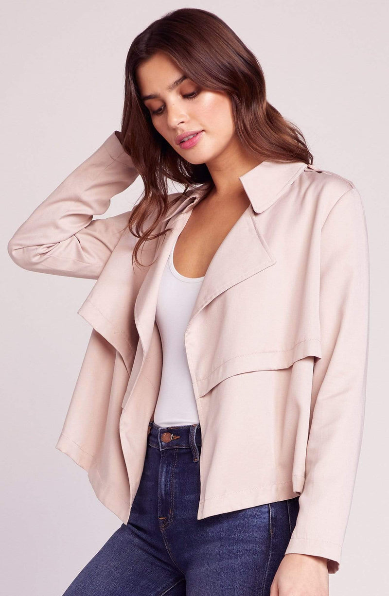 BB Dakota Jacket Double Agent Jacket Parchment