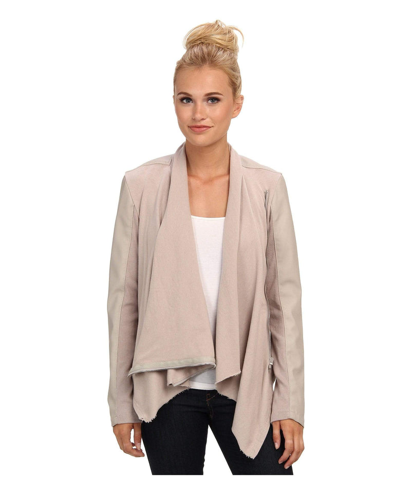 Blank NYC Jacket Draped Jacket