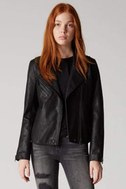 Blank NYC Jacket Onyx Jacket Black