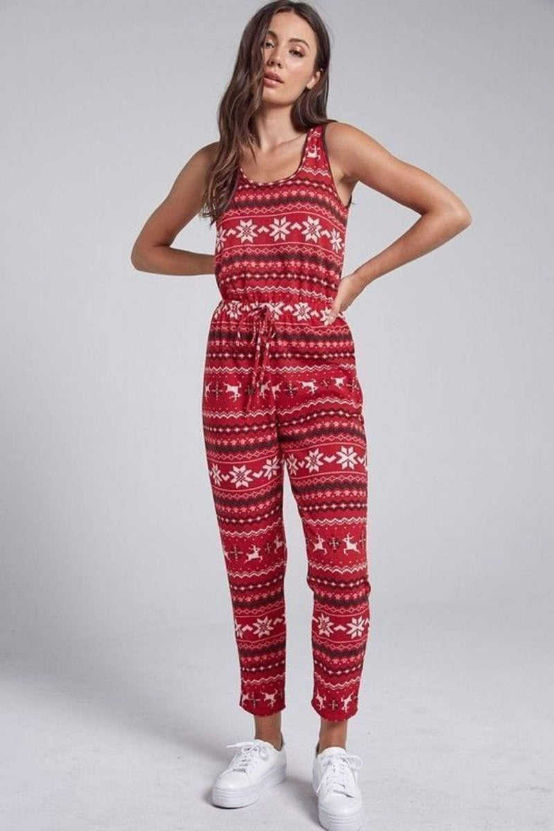 Dasher Jumper Red