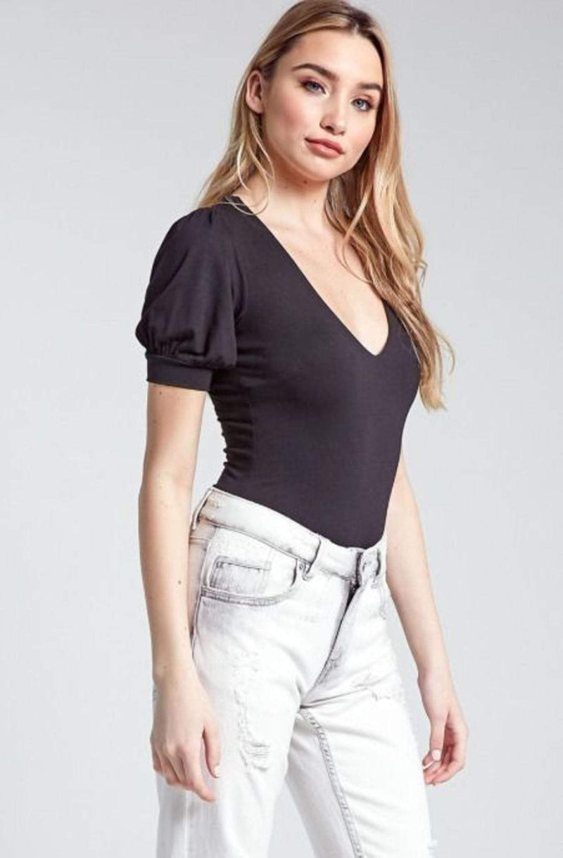 Pippa Short Sleeve Bodysuit