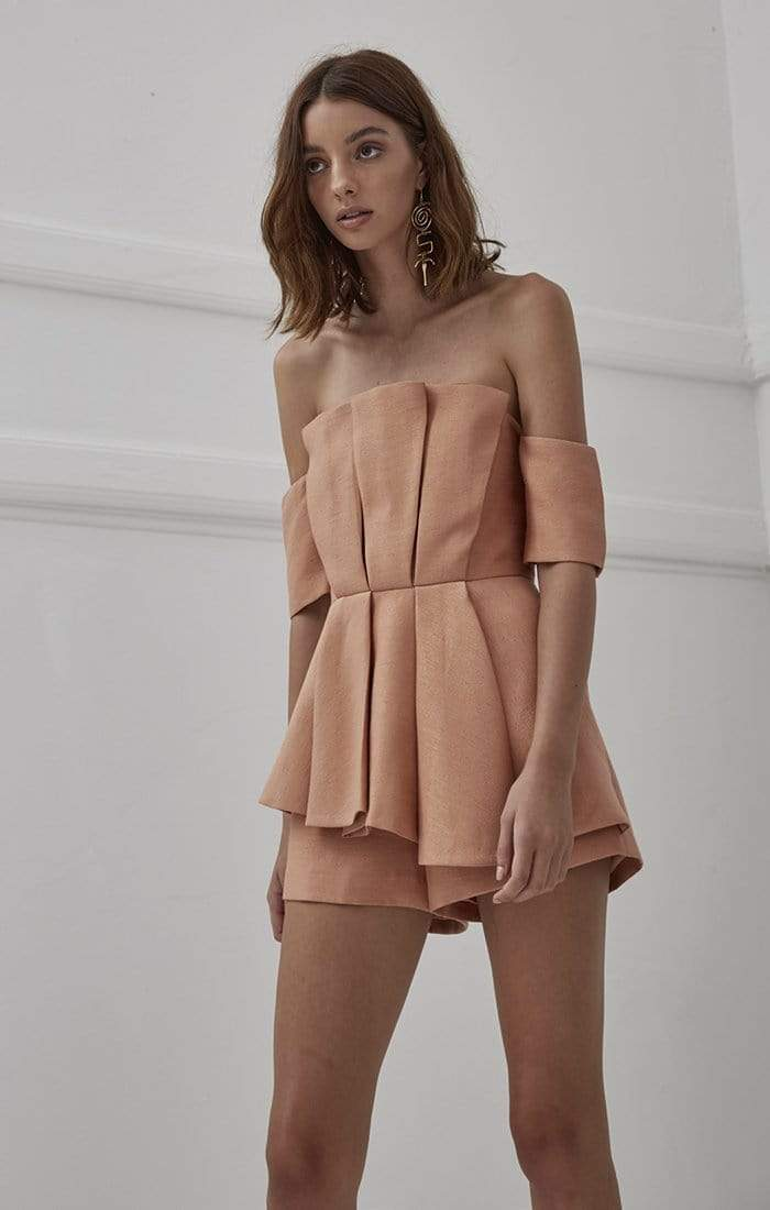 Cameo Dress Need nobody playsuit