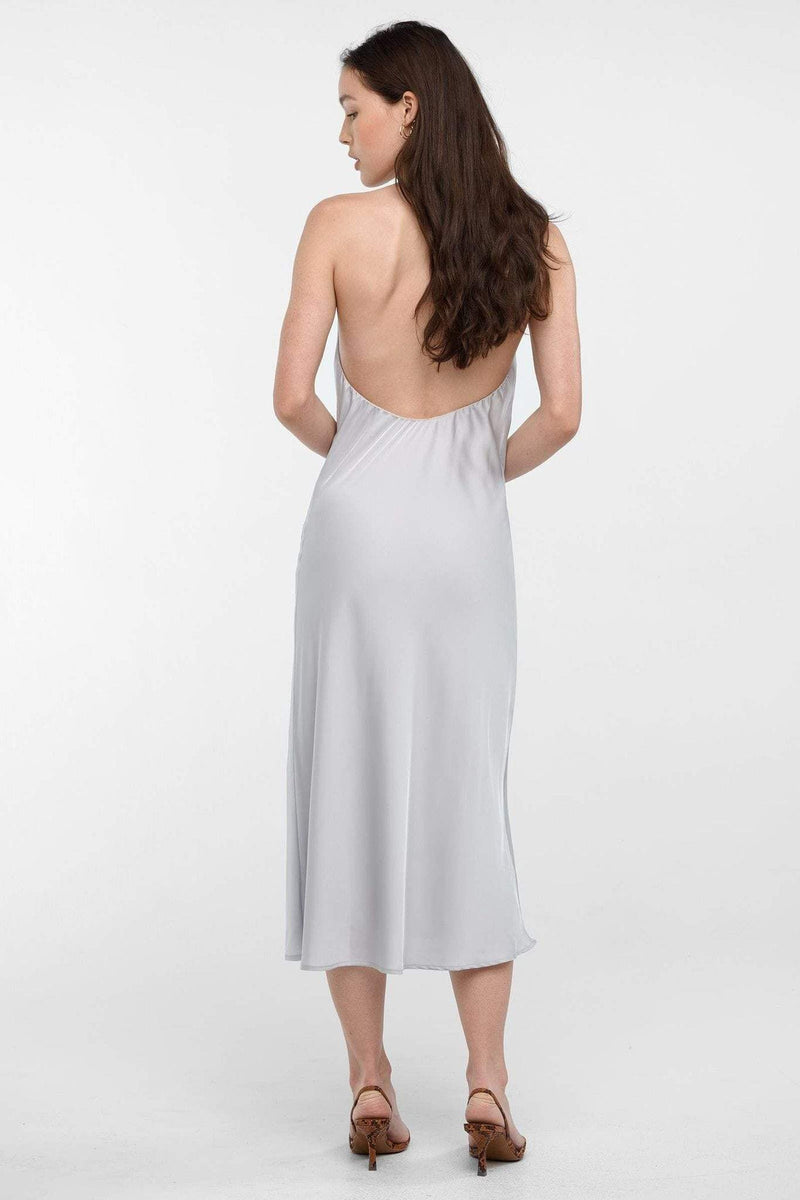 Capulet Dress Eleni Midi Dress Silver