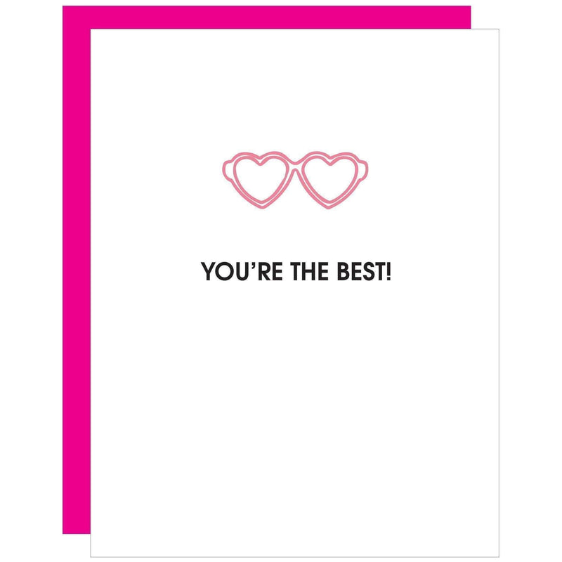 Chez Gagne Gift One Size / N/A / 1335 You're the Best Card