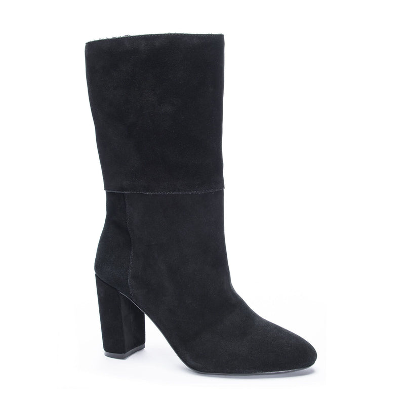 chinese laundry Shoes Keep Up Suede Boot Black